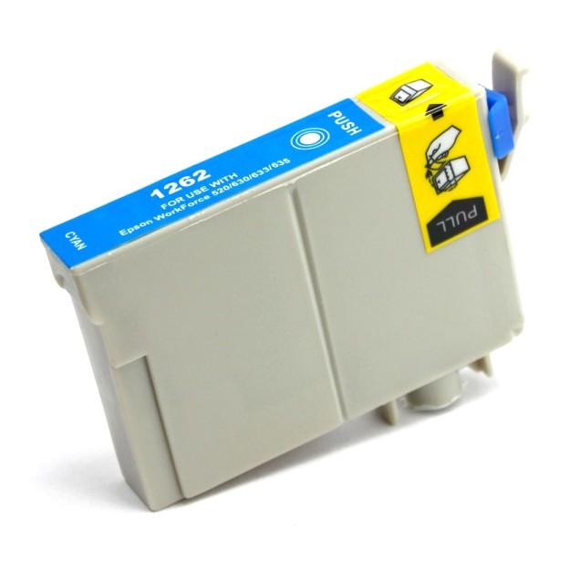 ReChargX High-Yield Cyan Ink Cartridge