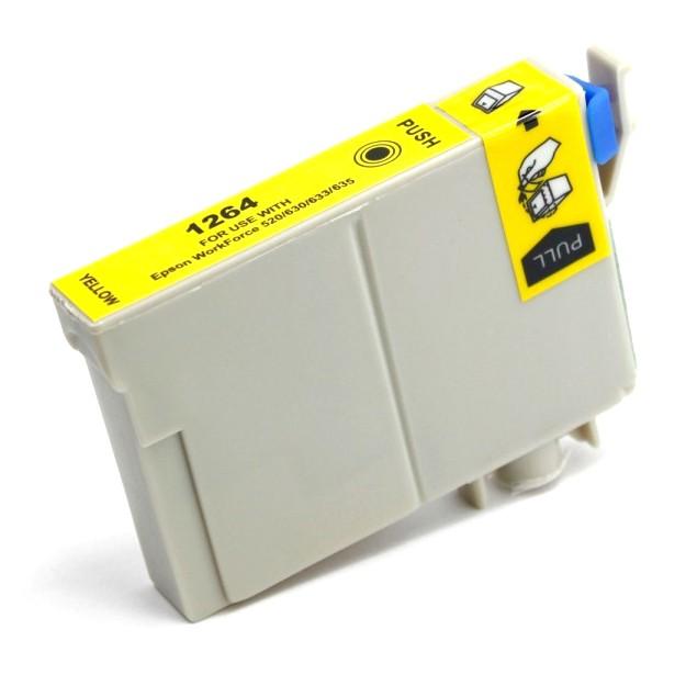 ReChargX High-Yield Yellow Ink Cartridge