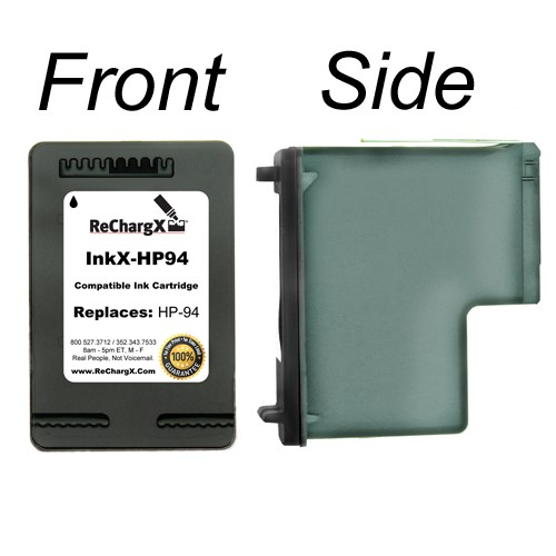 ReChargX Black Ink Cartridge