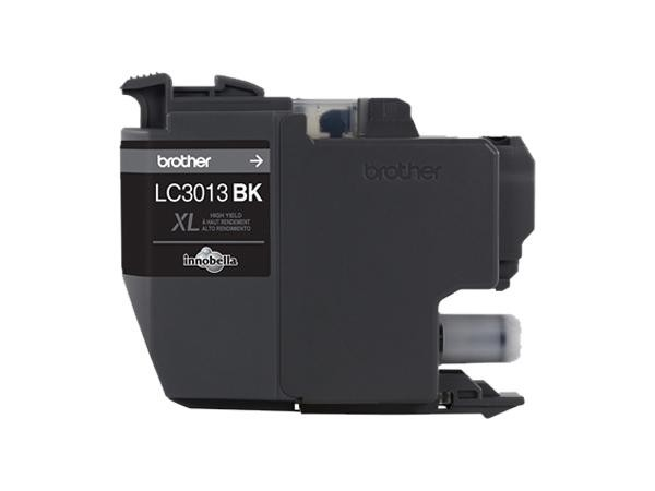 Genuine Brother LC3013BK High Yield Black Ink Cartridge