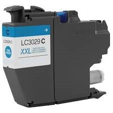 ReChargX® Brother LC3029C High Yield Cyan Ink Cartridge