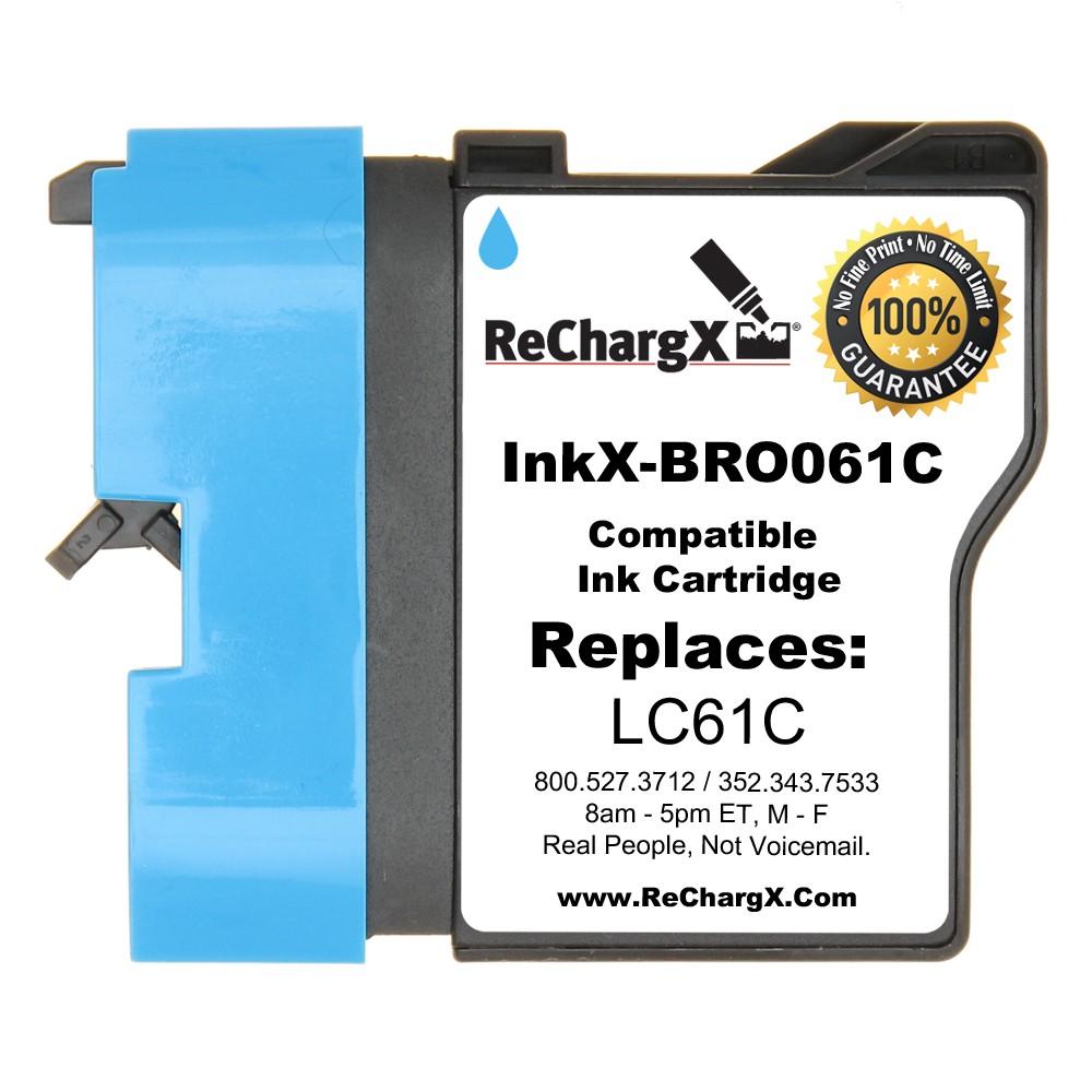 ReChargX Standard-Yield Color Ink Cartridge