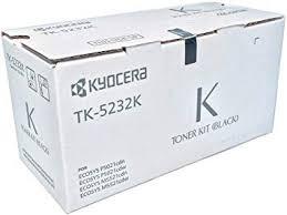 Genuine Kyocera 1T02R90US0, TK-5232K High Yield Black Toner Cartridge