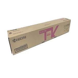 Genuine Kyocera 1T02P3BUS0, TK-8117M High Yield Magenta Toner Cartridge