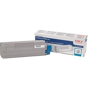 Genuine Cyan Toner Cartridge