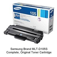 Genuine Standard-Yield Toner Cartridge