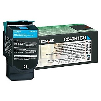 Genuine Standard-Yield Cyan Toner Cartridge