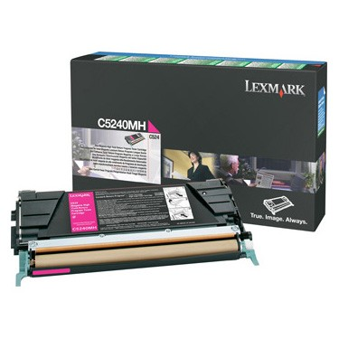 Genuine High-Yield Magenta Toner Cartridge