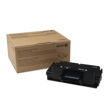 Genuine Xerox WorkCentre 3315 & 3325 - 106R02311 Toner Cartridge (5,000 Pages)