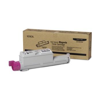 Genuine High-Yield Magenta Toner Cartridge