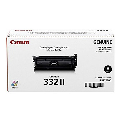 Genuine Black High-Yield Toner Cartridge