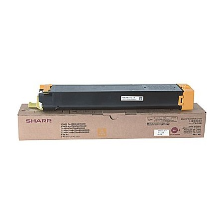 Genuine Yellow Toner Cartridge
