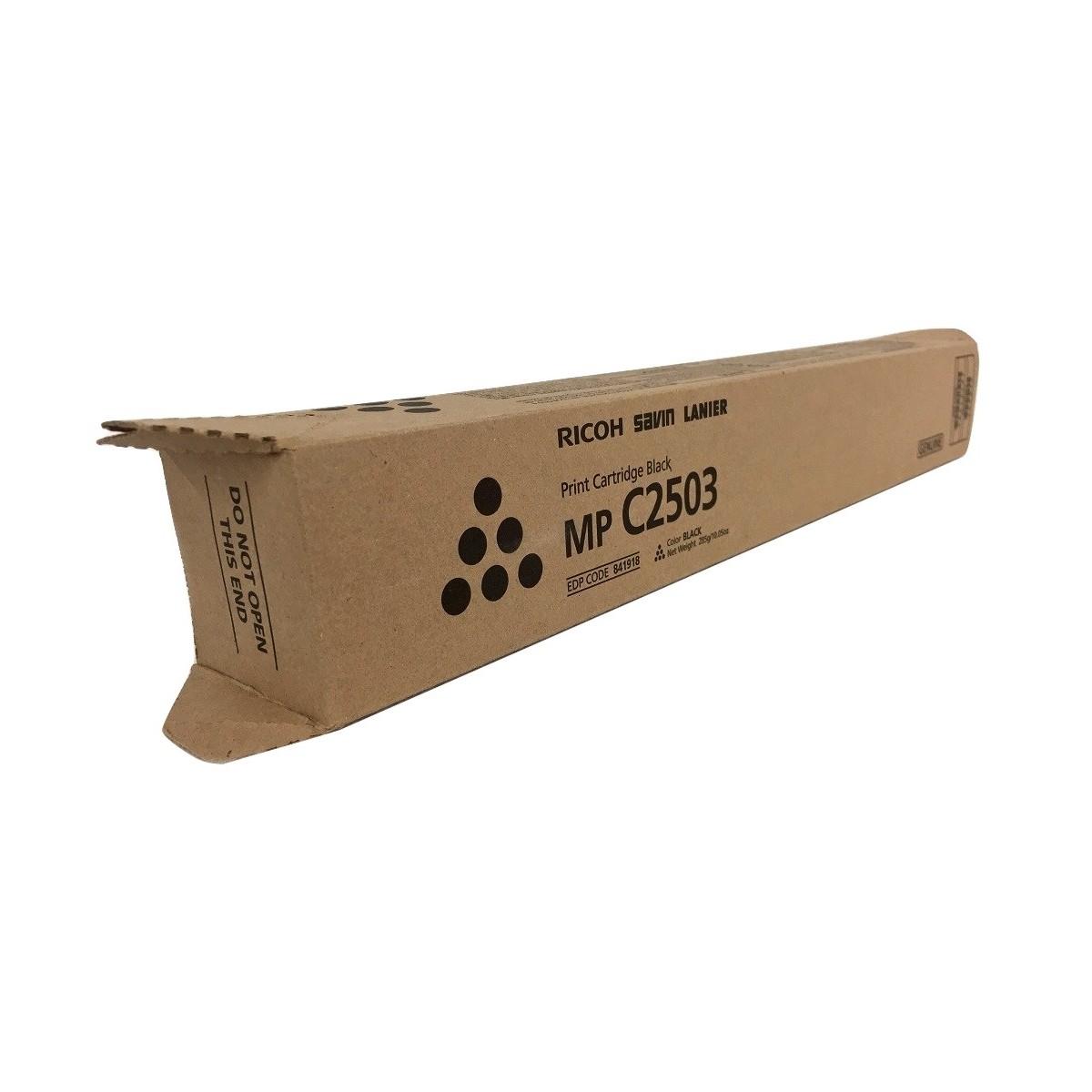 Genuine 841918 Black Toner Cartridge