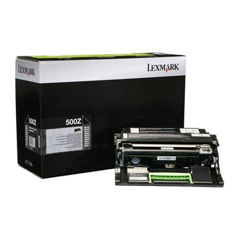 Genuine Lexmark 500Z (50F0Z00, 50F0ZA0) Drum Unit