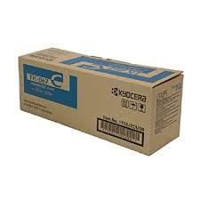 Genuine Kyocera 1T02JZCUS0, TK867C High Capacity Cyan Toner Cartridge