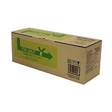 Genuine Kyocera 1T02JZAUS0, TK867Y High Capacity Yellow Toner Cartridge