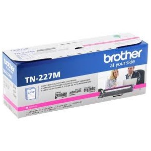 Genuine Brother TN227M High Capacity Magenta Toner Cartridge
