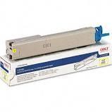 Genuine Okidata 43459301 High Yield Yellow Toner Cartridge