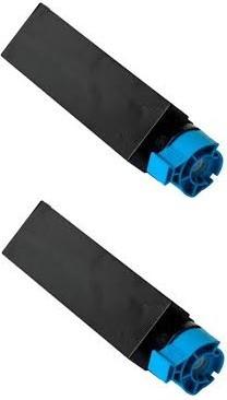 ReChargX® Okidata 44992405 High Yield Toner Cartridges (2/Pack)