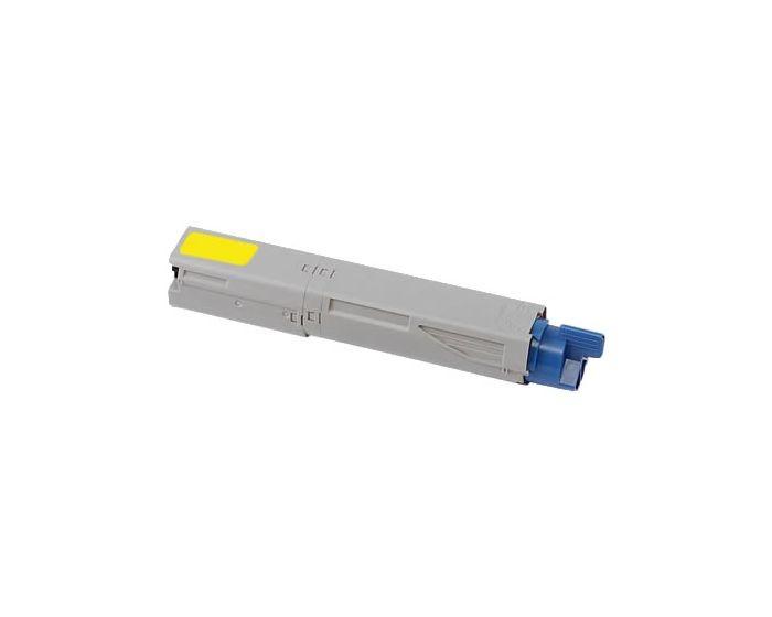 ReChargX® Okidata 43459301 High Yield Yellow Toner Cartridge