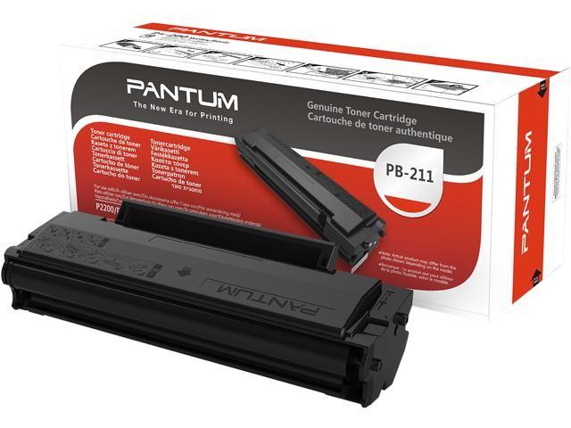 Genuine Pantum PB-211 Toner Cartridge