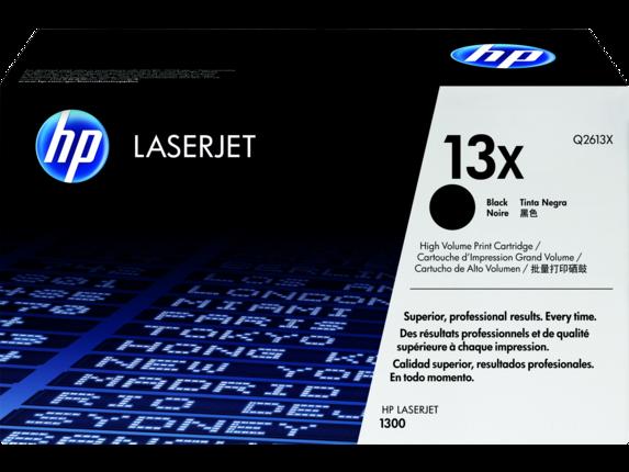 Genuine HP Q2613X High Yield Toner Cartridge