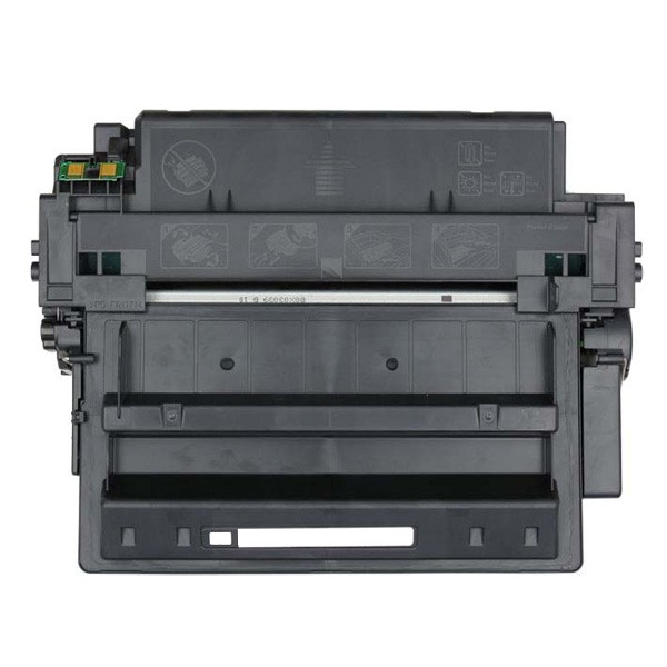 Empty High-Yield Toner Cartridge