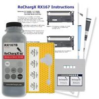 ReChargX® Samsung CLT-K409S Black Toner Refill Kit