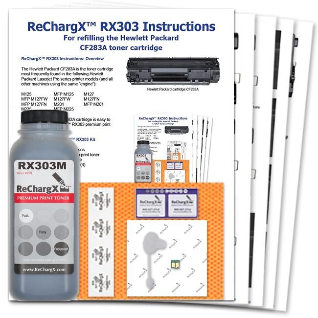 hp 63 refill instructions