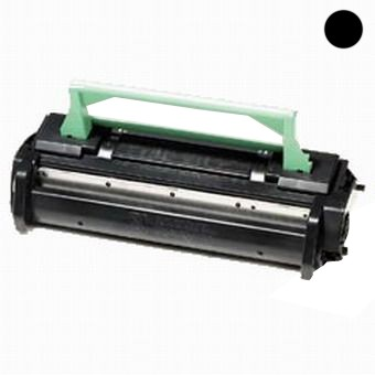 Genuine Empty Black Toner Cartridge