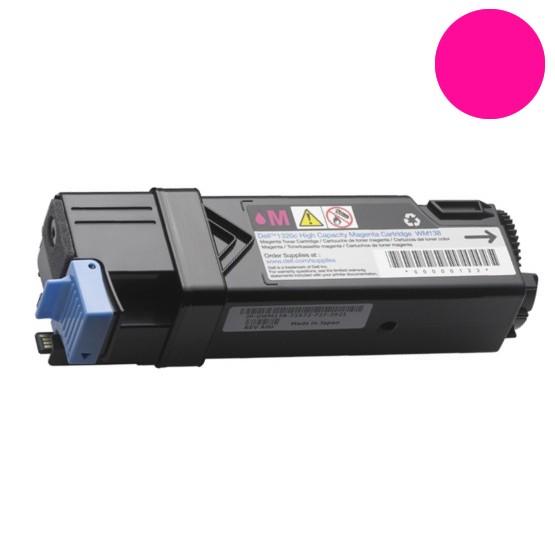 Empty Magenta Toner Cartridge