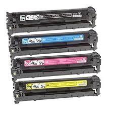 ReChargX HP 128A (CE320A, CE321A, CE323A, and CE322A) High Capacity Toner Cartridges