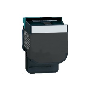 ReChargX® Lexmark C544X2KG/C544X1KG Extra High-Yield Black Toner Cartridge