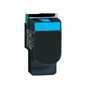 ReChargX® Lexmark C544X2CG/C544X1CG Extra High-Yield Cyan Toner Cartridge