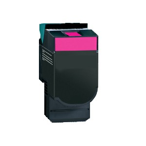 ReChargX® Lexmark C540H2MG High-Yield Magenta Toner Cartridge