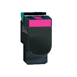 ReChargX® Lexmark C540H2MG High-Yield Magenta Toner Cartridge