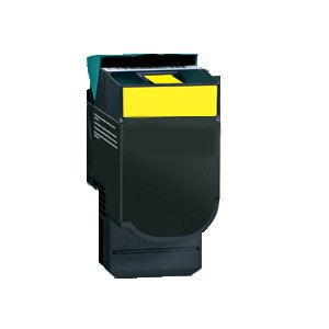 ReChargX® Lexmark C540H2YG High-Yield Yellow Toner Cartridge