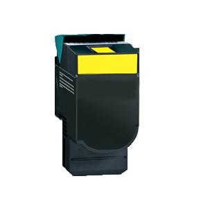 ReChargX® Lexmark C540H2YG High-Yield Yellow Toner Cartridge