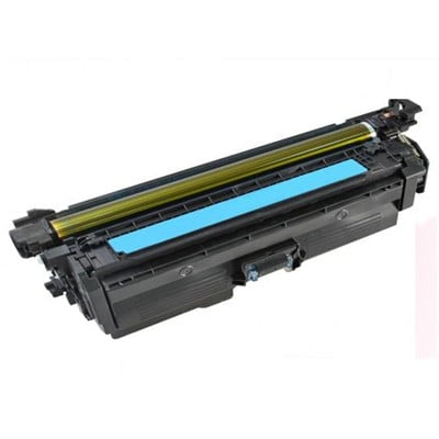 ReChargX Standard-Yield Empty Cyan Toner Cartridge