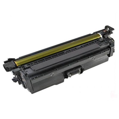 Genuine High-Yield Empty Black Toner Cartridge