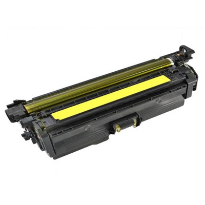 ReChargX Standard-Yield Empty Yellow Toner Cartridge