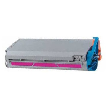 Genuine Magenta Empty Toner Cartridge