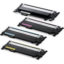 ReChargX Samsung 406S (CLT-K406S, CLT-C406S, CLT-M406S, CLT-Y406S) Toner Cartridges