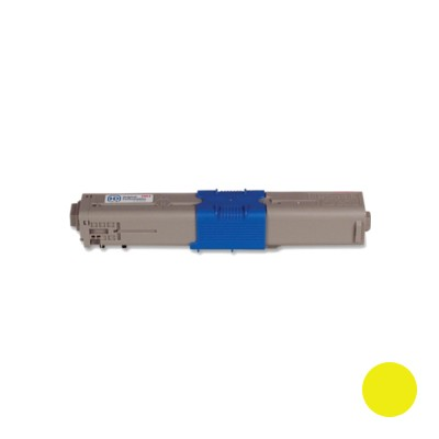 Compatible Standard-Yield Yellow Toner Cartridge
