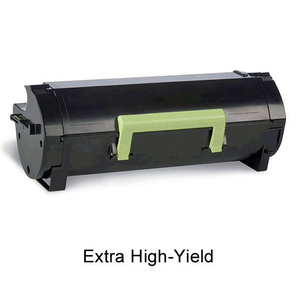 ReChargX® Lexmark 601X (60F0XA0, 60F1X00) Extra High-Yield Toner Cartridge