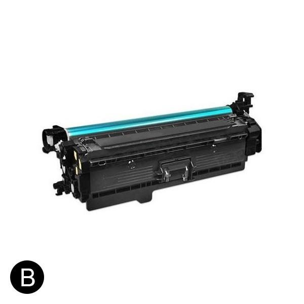ReChargX HP CF360X (508X) High-Yield Black Toner Cartridge