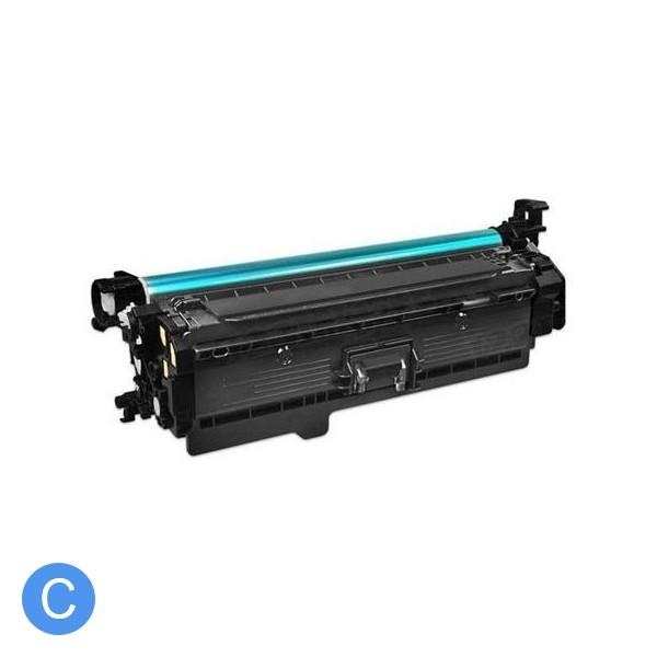 ReChargX HP CF361X (508X) High-Yield Cyan Toner Cartridge
