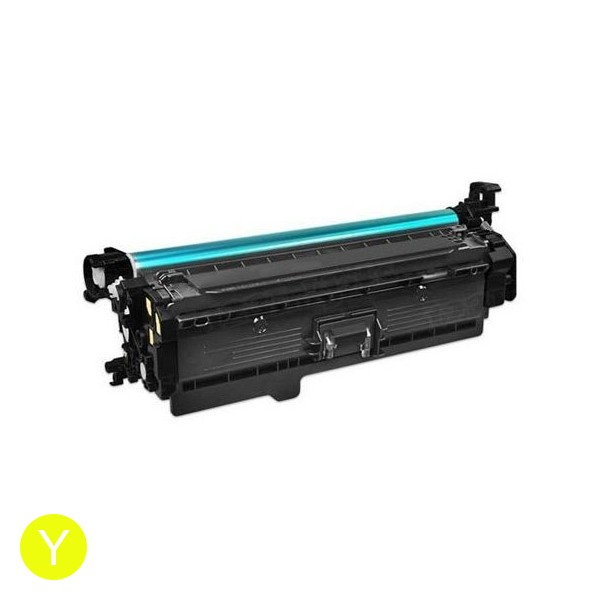ReChargX HP CF362X (508X) High-Yield Yellow Toner Cartridge