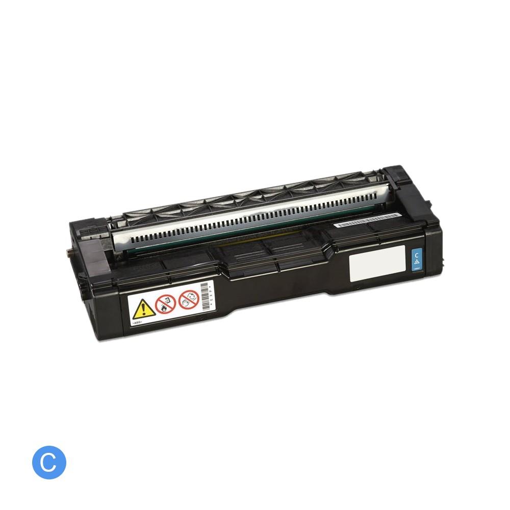 ReChargX Ricoh 407540 Cyan Toner Cartridge