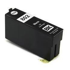ReChargX Epson 802 (T802120-S) Black Standard Yield Inkjet Cartridge